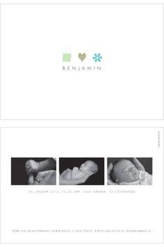 Geburtsanzeigen