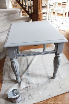 Annie sloan painted furniture gails decorative touch for Behrs furniture store