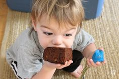 baby-g-and-our grain free cake