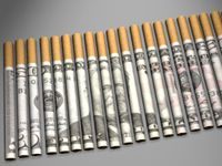How much money are you spending on cigarettes? Quit Smoking Tips, Anti Smoking, Prevent Heart Attack, Just Juice, Stop Smoke, Smoking Cessation, Reality Check, Health Magazine, Journey
