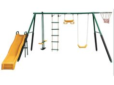 Playsafe Stirling 5 Function Swing $199