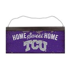 """$14.99 Metal Sign 12"""" x 5"""". Made in the USA. Item can be purchased at the Frisco Mercantile located at 8980 Preston Road, Frisco, TX 75034 or the Richardson Mercantile located at 101 S. Coit Road, Richardson, TX 75080.  Item can also be purchased directly from me and shipped.  Email/call/text for additional information texasfirepony@gmail.com  806-576-6393. #texasfirepony #friscomercantile #friscomercantilefriscotexas #richardsonmerc #richardsonmercantile #tcu #hornedfrogs #hornedfrognation…"""
