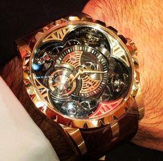 Luxury watch ~ Instagram