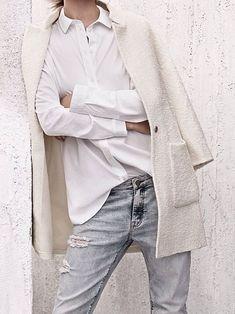 Вещь: белая рубашка: freshjournal_ru