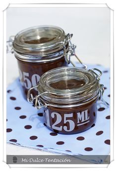 Mi dulce tentación: Crema de Cacao Casera