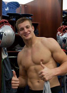 Voulez-vous get Gronk'd avec moi? #Patriots