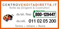Offerte auto di occasione di CentroVenditaDiretta in Magenta - Milano.