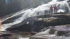 High Shoals Falls, Dupont Forest, NC