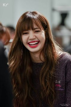 Your source of news on YG's biggest girl group, BLACKPINK! Please do not edit or remove the logo of. Lisa Bp, Blackpink Jennie, Blackpink Jisoo, Rapper, Lisa Blackpink Wallpaper, Smile Wallpaper, Blackpink Photos, Super Junior, K Pop