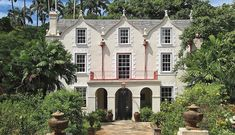 St Nicholas Abbey Barbados is one of the most enchanting century Great Houses in the Western Hemisphere. Learn why every year thousands of visitors journey to Jacobean Mansion Aged Rum, Bridgetown, Colonial Architecture, Saint Nicholas, Jacobean, Lush Garden, National Treasure, British Colonial