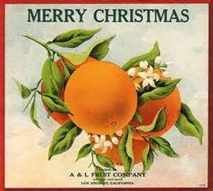 Los Angeles Victory Rooster Chicken Orange Citrus Fruit Crate Label Art Print
