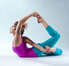 Cool yoga pose! More inspiration at: http://www.valenciamindfulnessretreat.org