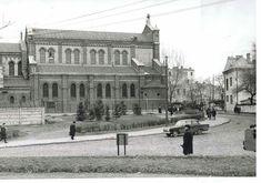 Bucurestiul de altadata.  Foto: Ilias Dutescu Bucharest, Time Travel, Amen, Louvre, Street View, Sf, Places, Buildings, Traveling