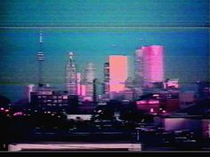 Vaporwave is the only music that fits the feeling futuristic Asian mega cities give me