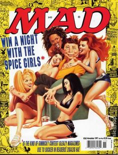 Mad #371 was published with 2 South Park variant covers, each numbered on the cover as #1 of 2, etc. Description from mycomicshop.com. I searched for this on bing.com/images