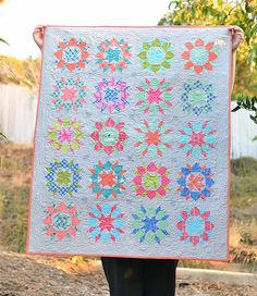 mini swoon quilt