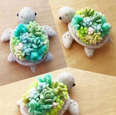 Polymer Clay Turtle, Polymer Clay Animals, Cute Polymer Clay, Cute Clay, Polymer Clay Charms, Polymer Clay Creations, Diy Clay, Fimo Kawaii, Clay Dragon