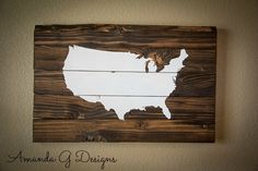 Hey, I found this really awesome Etsy listing at http://www.etsy.com/listing/150475317/usa-map-hand-painted-wood-sign-map-of