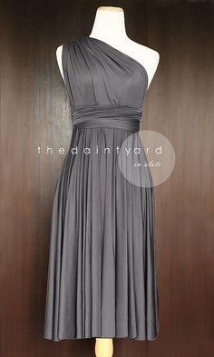 [TDY INFINITY KLEID] Erstellen Sie endlose Stile mit TDY Infinity Kleid. Seine Vielseitigkeit ist in der Lage gelangen Sie von Tag zu Nacht, von einer förmlichen Hochzeit zu einer Strandparty lässig alles, je nachdem wie Sie es formatieren.  TDY Infinity Kleid ergänzt alle Damen mit verschiedenen Körperformen und Höhe. Es ist in der Lage, eine Vielzahl von Größen passen und steht in -Kinder-Größe -Normale Größe - Plus Größe…