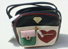 Satchel, Backpacks, Shoulder Bag, Navy, Leather, Stuff To Buy, Design, Hale Navy, Shoulder Bags