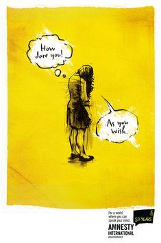 Amnesty International: Worker, Prisoner, Employee, Woman