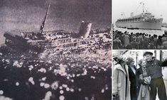 Hitler's Titanic is world's largest naval disaster