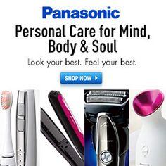 Panasonic - Mothers's Day Gifts She'll Love Everyday