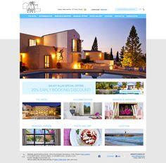 Galaxy Villas Resort  www.galaxy-villas.com