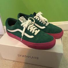 2d27839d0754 golf wang vans syndicate watermelon mens size 7 mint condition original box   fashion  clothing  shoes  accessories  mensshoes  athleticshoes (ebay link)