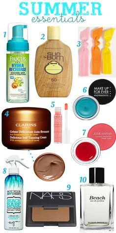 Getting ready for summer!  What are your best beauty tricks? #beauty #summerbeauty