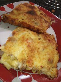 Cookbook Recipes, Cooking Recipes, Greek Recipes, Food For Thought, Lasagna, Cauliflower, Pasta, Vegetables, Ethnic Recipes