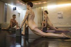 當新聞攝影師要拍攝裸體瑜伽…… | 癮科技