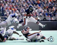 Walter Payton. Greatest . Ever