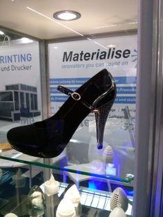 Schuhe aus dem Drucker :-)