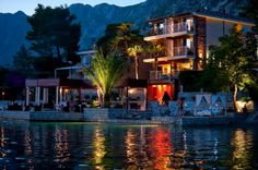 Hotel Forza Mare Offers Five Star Luxury In An Intimate Setting On The S Of Bay Kotor