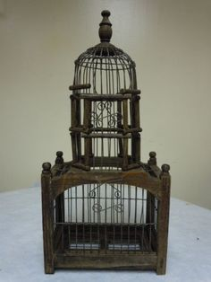 collect bird cages....come to mama    #bird cage #bird