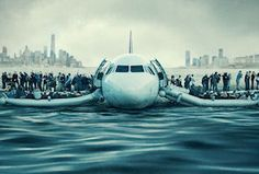 """New IMAX Poster for SULLY Shows a """"Miracle on the Hudson"""""""