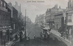 Head St 1906