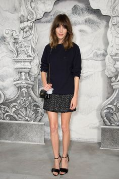 Alexa Chung for Chanel