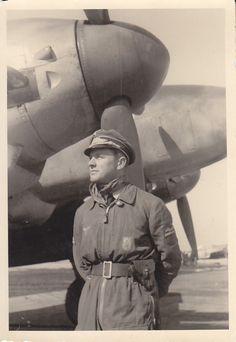 Foto Luftwaffe Flugzeug Me 110 G-2 der 1./ZG 1 Lt. Classen in Lippspringe 1943 in Sammeln & Seltenes, Militaria, 1918-1945 | eBay