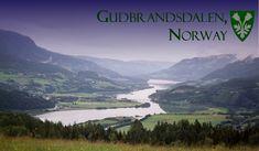 Gudbrandsdalen, Norway, home of my ancestors.