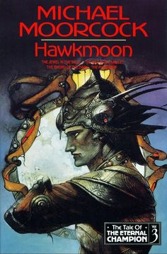 Volume 3 - Hawkmoon - Millennium 1992 - ISBN 1-85798-027-1 - 1st UK Hardback - Red Boards - Cover art by Yoshitaka Amano