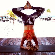 Rachel Brathen Yoga Lifestyle: love doing this. So peaceful