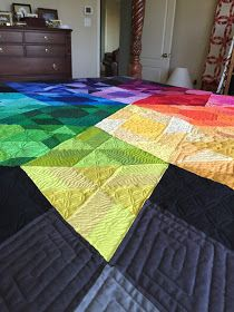 The Tilted Quilt: Gravity Quilt