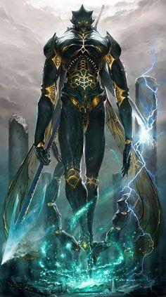 Beelzebul by dekunobou-kizakura on DeviantArt Fantasy Character Design, Character Inspiration, Character Art, Fantasy Monster, Monster Art, Fantasy Armor, Dark Fantasy Art, Armor Concept, Concept Art