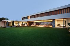 House 01 by Daffonchio & Associates Architects