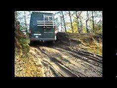 Mercedes Benz Sprinter 4x4 - YouTube
