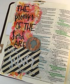 """Journey through Psalms! """"The promises of the Lord are like silver.""""✝ Psalm 12 Illustrated Faith"""