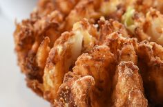 Get Your Eyes Focused On This Incredibly Delicious Deep-Fried Blooming Onion