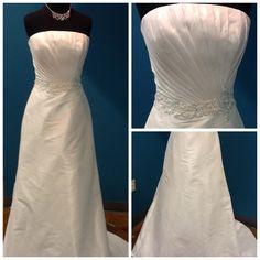 Bonny - Modified A-line wedding dress